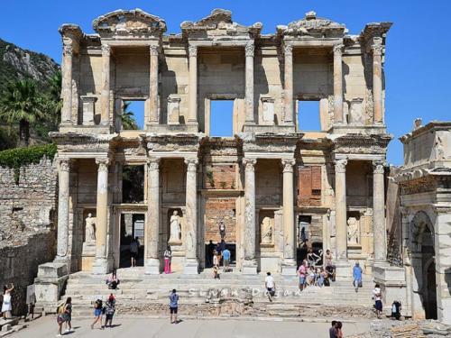 Efes_1 Turkija - Graikija