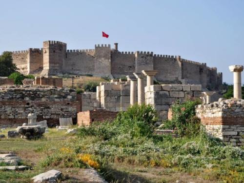 Selcuk_1 Turkija - Graikija